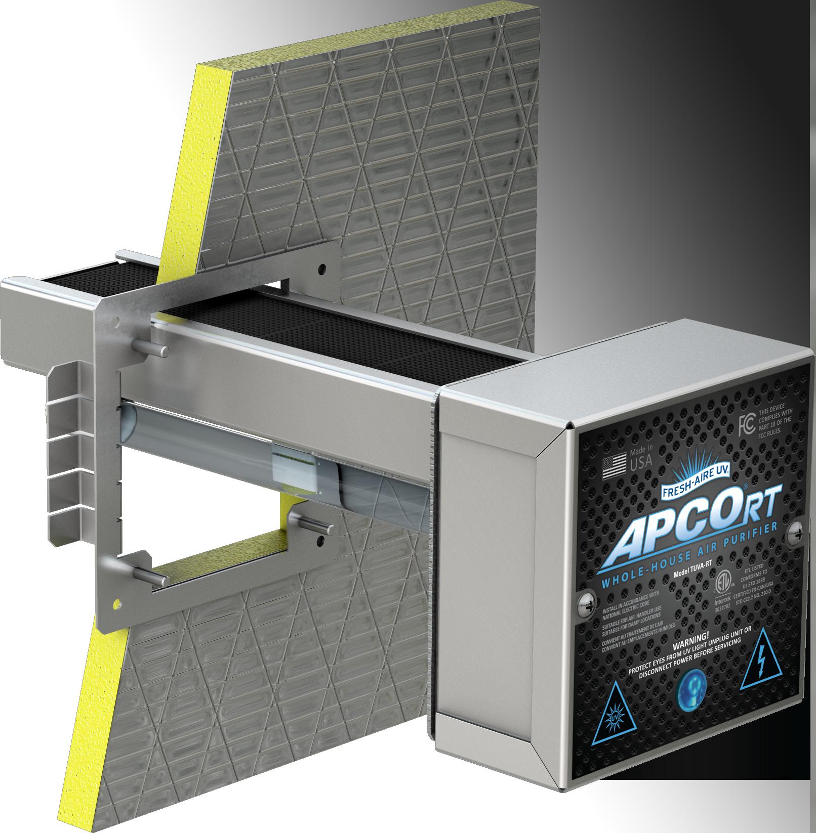 APCO RT 2 duct mount