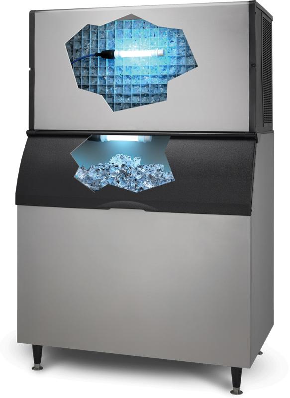 ICE UV - cutaway