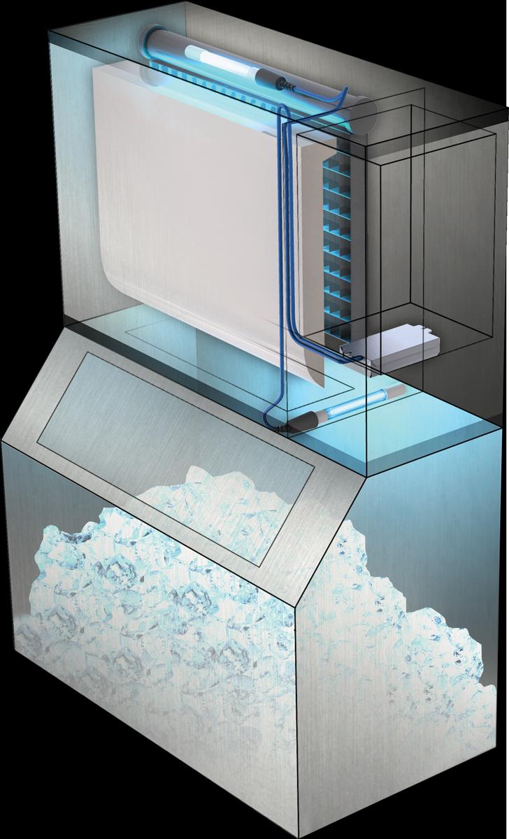 ICE UV - mounting-dual